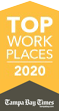 Tampa Bay Times - Top Work Places 2020